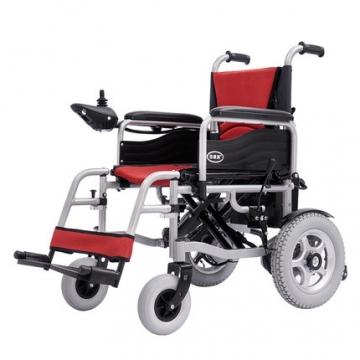 老人电动轮椅智能全自动可折叠轻便残疾人四轮老年代步车